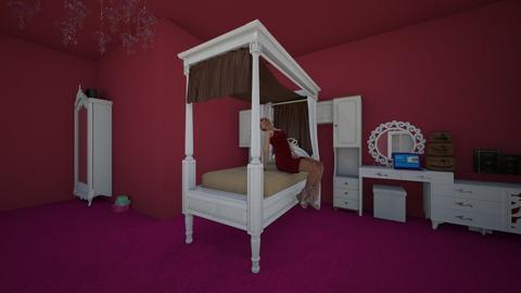 Preppy - Bedroom - by kfoulk1198
