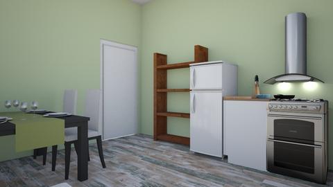 2 - Kitchen  - by ER8810