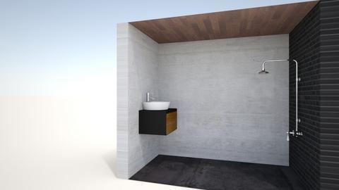 badkamer - Bathroom  - by luckyb00m
