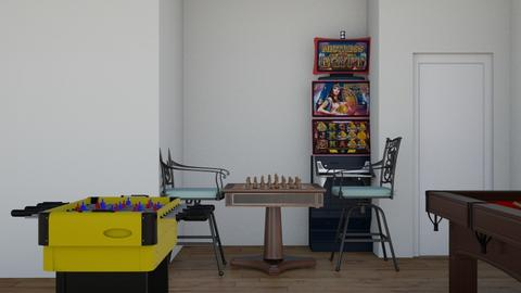 lazy game room - by wassp