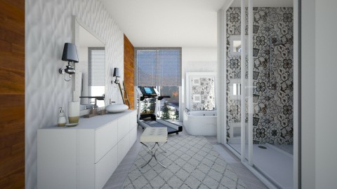 Relax Bathroom - Modern - Bathroom  - by sahfs