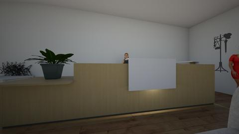 Walid - Modern - Office  - by walidm