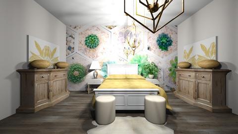 Dream Room - Bedroom - by bryangra000