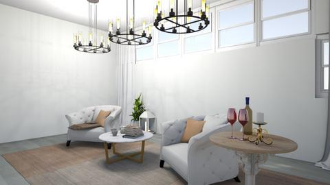 A Design of Sorts - Modern - Living room  - by Maria Rachel