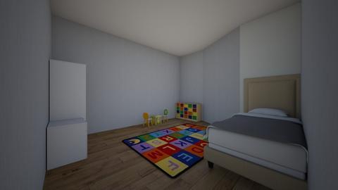 kid - Kids room  - by Getmegone