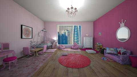 F_B_C_Coco_Iover - Kids room  - by Coco_Iover