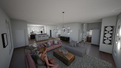 r - Living room  - by levissa