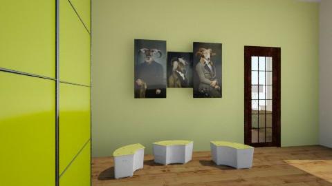 lime zest vintage - Minimal - by Vita Treice