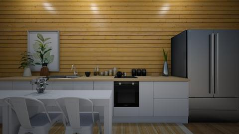 kitchen  - Kitchen  - by Briianaaa