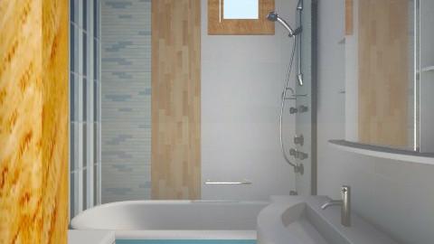 panelkad1 - Minimal - Bathroom  - by zsina