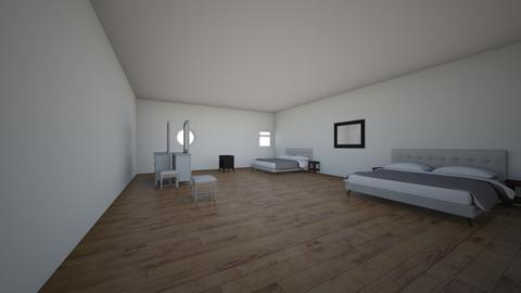 mines yearssss - Glamour - Bedroom  - by jordan092608
