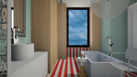 Mintred - Modern - Bathroom  - by 3rdfloor