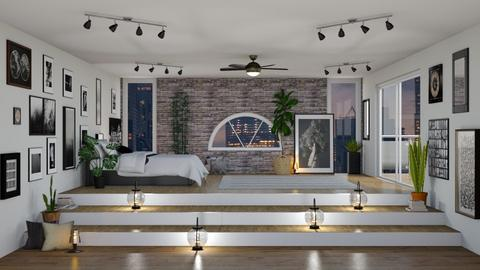 Penthouse room contest I designs - by I designs