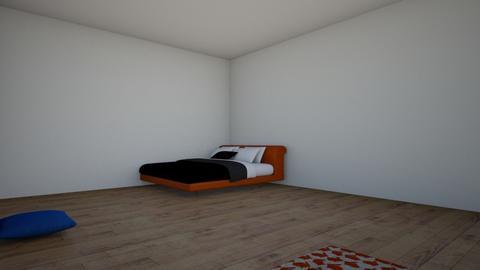Tu habitacion  - Modern - Bedroom  - by leovkaztlansalgado