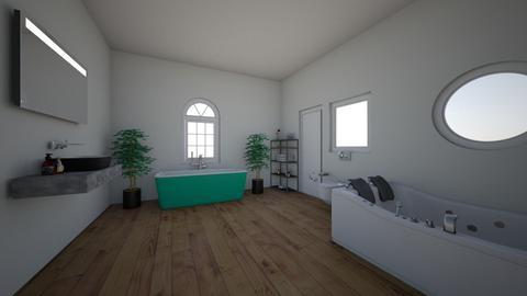 xxb - Classic - Bathroom  - by vitalencur