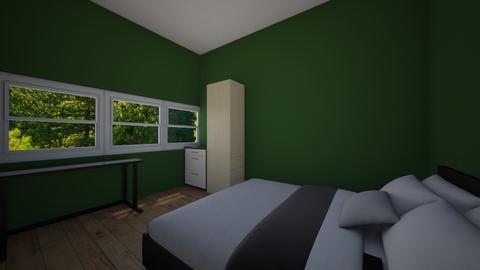 Traktorowa41 - Bedroom  - by djreed