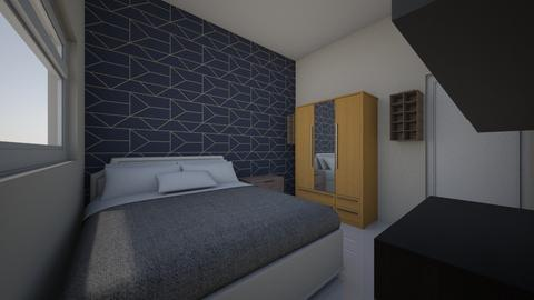 sample 3 - Bedroom - by ishan1