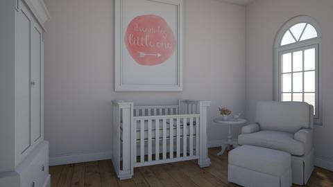 Nursery - Kids room  - by Katie Whitley