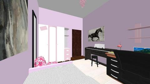 Naty_izba - Kids room  - by tibortoth516