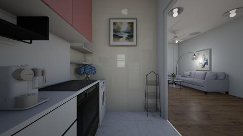iii - Kitchen  - by Architectdreams