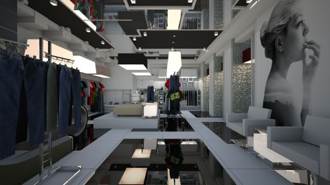cube shop - Modern - by Evangeline_The_Unicorn