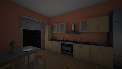 kitchen 2 - Glamour - Kitchen  - by KaFed2003