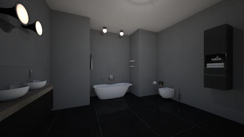 Bathroom Design - Bathroom  - by lupitam630