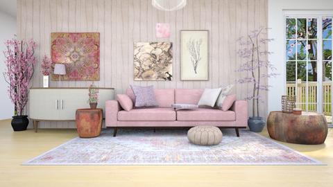 pretty in pink - by Tatjana113