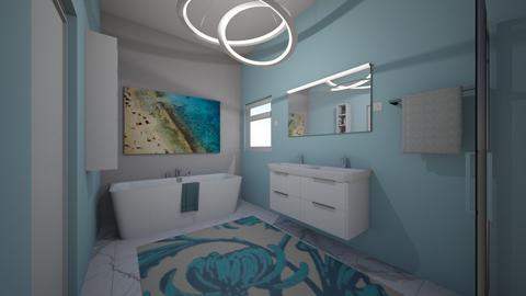 second floor dream house - Kids room  - by morgandean13