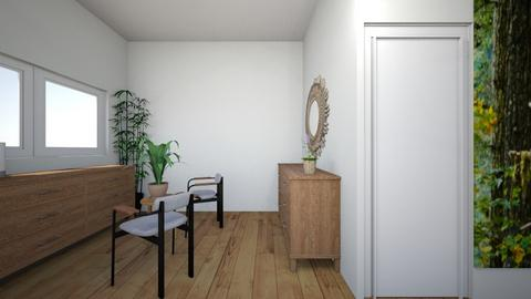 Komorebi - Bedroom  - by andreasilvae