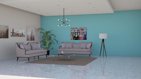 Living room 1 - Modern - Living room  - by Shalvee