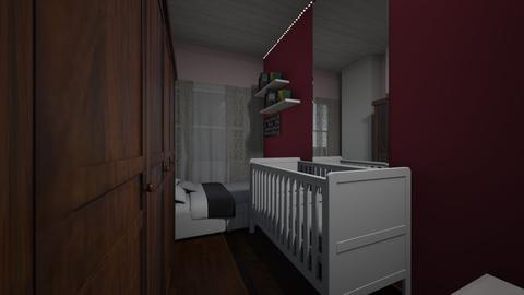 ASFRAEDF - Bedroom - by oleinikw