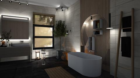 PABLO - Bathroom  - by zarky