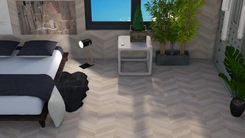 Haring Oak - Modern - Bedroom  - by augustmoon