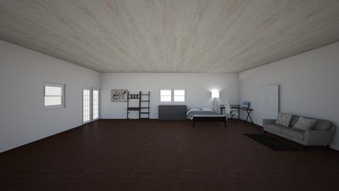Jace f - Modern - Bedroom  - by fencerj20
