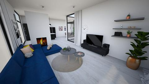Elutuba  - Minimal - Living room  - by belts