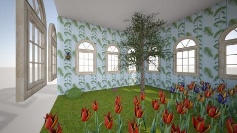 deformed green house - Garden - by Herget