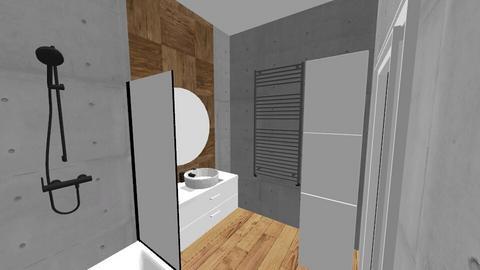 3 - Bathroom - by NatalyAM