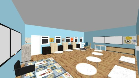 Classroom - Modern - Office  - by tclaysmith