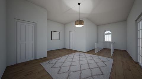 upstairs hallway - by ellen_brooklyn