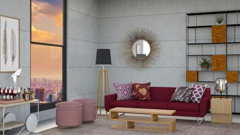 Conran Room - Living room  - by maribeiro