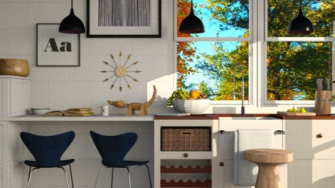 Noonish - Modern - Kitchen  - by Musicman