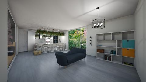 plant kitchen - Living room  - by Ellanaxo