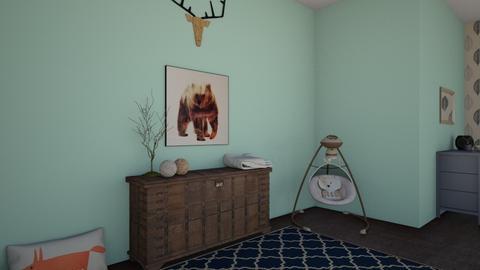BabyFloyd - Kids room - by levisrose
