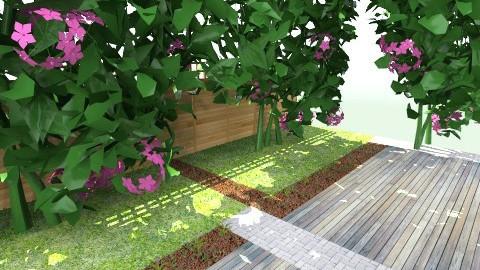 paradi - Glamour - Garden  - by jujusinha