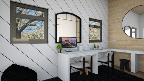 Authentic - Modern - Office  - by LuluDesignStyle
