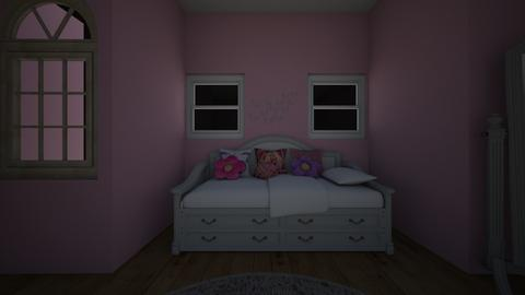 twins bedroom - Modern - Kids room - by Mixed_bby34