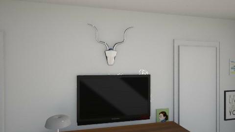 Bape nappali - Retro - Living room  - by szsuzs