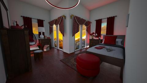Contest_srmagi - Bedroom  - by Khayla Simpson