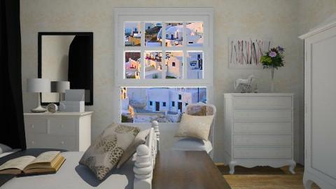 Cute Room - Vintage - Bedroom  - by glxtterdew